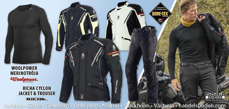 Mckläder halvarsson Motorcyklar & Mopeder i Gävle