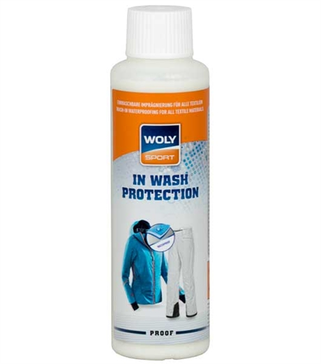 Woly Sport in wash protection