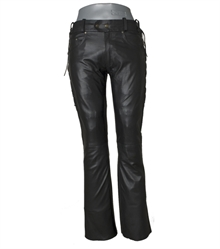 MC-Byxor Skinn 60´s Ladies Jeans Dam