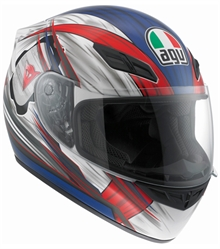 AGV K-4 Evo Hang On Blue