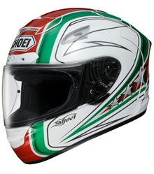 Shoei X-Spirit II Streamline TC-4