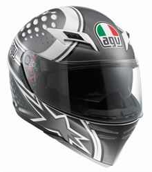 AGV Skyline Psyco Grey