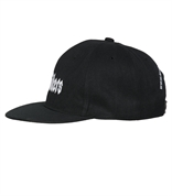 MC-Keps-4BIKERS-Snap-Back-4006-svart-04